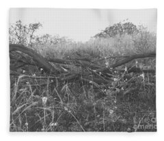 Nature's Fences Fleece Blanket
