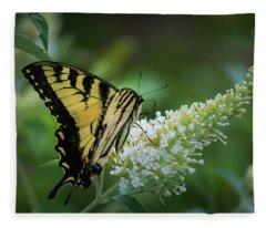 Natures Flight Fleece Blanket