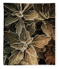 Natures Patterns Fleece Blanket