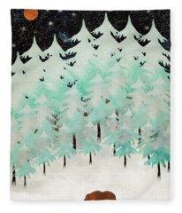Natures Way Fleece Blanket