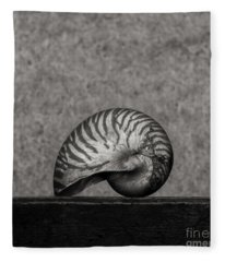 Nautilus Fleece Blanket