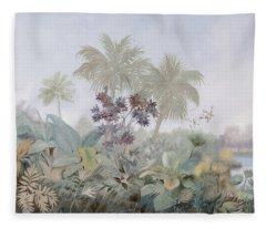 Nebbia Nebbiosa Fleece Blanket
