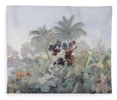 Nebbiolina Fitta Fleece Blanket