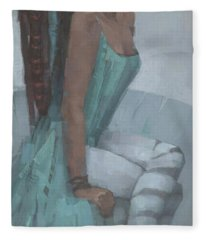 Nephthys Fleece Blanket