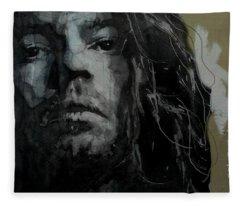 Never Tear Us Apart - Michael Hutchence  Fleece Blanket