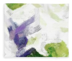 New Beginnings Fleece Blanket