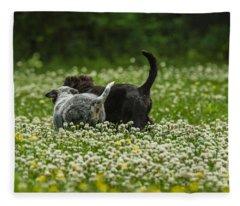 New Friends Fleece Blanket