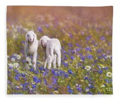 New Life Fleece Blanket