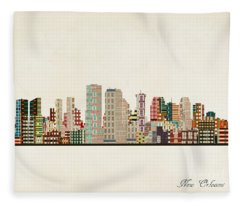 Designs Similar to New Orleans Skyline