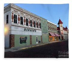 Newberry Fleece Blanket