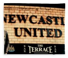 Newcastle United Fleece Blanket