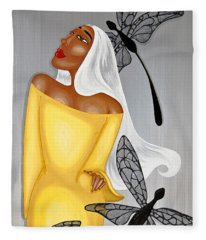 NIA Fleece Blanket
