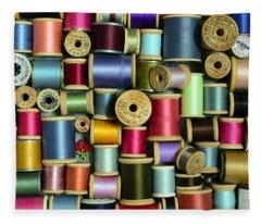 Nice Threads Fleece Blanket