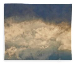 Night Clouds Fleece Blanket