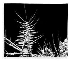 Night Shot 1 Fleece Blanket