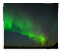 Night Vision Fleece Blanket