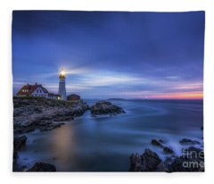 Night Watch  Fleece Blanket