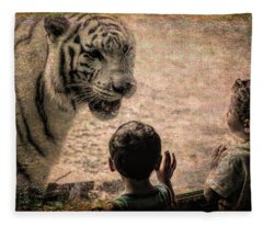 No Fear Fleece Blanket