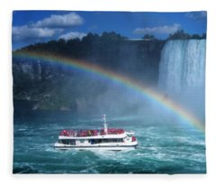 No Pot Of Gold Fleece Blanket