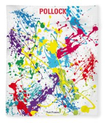 No065 My Polock Minimal Movie Poster Fleece Blanket