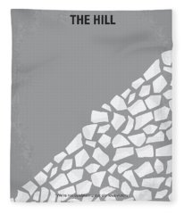 No091 My The Hill Minimal Movie Poster Fleece Blanket