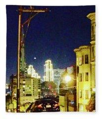 Nob Hill Electric Fleece Blanket
