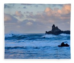 Norcal Zen Fleece Blanket