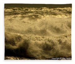 Nor'easter  Fleece Blanket