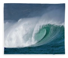 Hawaii Five-0 Fleece Blanket