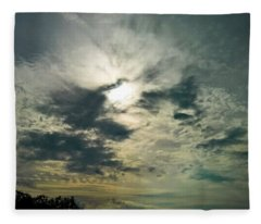 Northern Sky Fleece Blanket