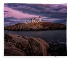 Nubble Light Fleece Blanket