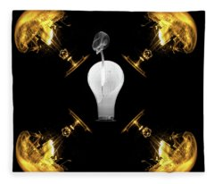 Nuclear Considerations Fleece Blanket