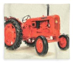 Nuffield Tractor Fleece Blanket