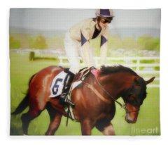 Number 6 Fleece Blanket