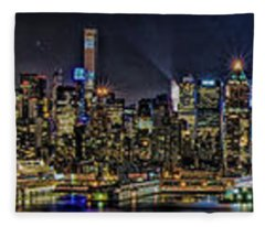 NYC Fleece Blanket