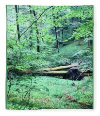 OA Fleece Blanket