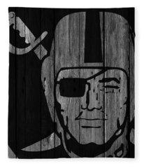 Raiders Fleece Blankets