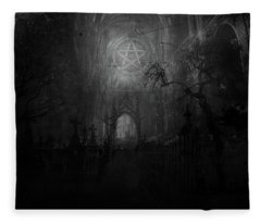 Occult Fleece Blanket
