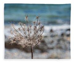 Ocean Burst Fleece Blanket