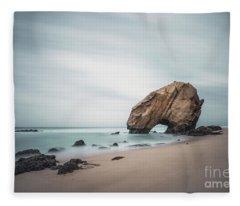 Oceans Away Fleece Blanket