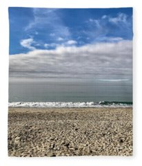 Ocean's Edge Fleece Blanket