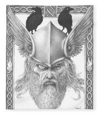 Odin Fleece Blanket