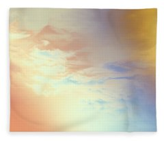 Of Heaven Fleece Blanket
