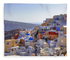 Cyclades Fleece Blankets