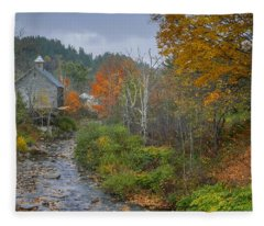 Old Mill New England Fleece Blanket