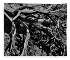 Old Sagebrush Fleece Blanket