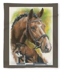 Oldenberg Fleece Blanket