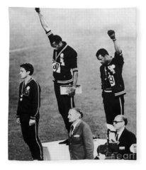 Olympic Games, 1968 Fleece Blanket