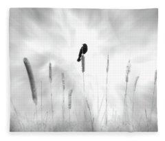 Omen Fleece Blanket