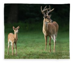 On Alert Fleece Blanket